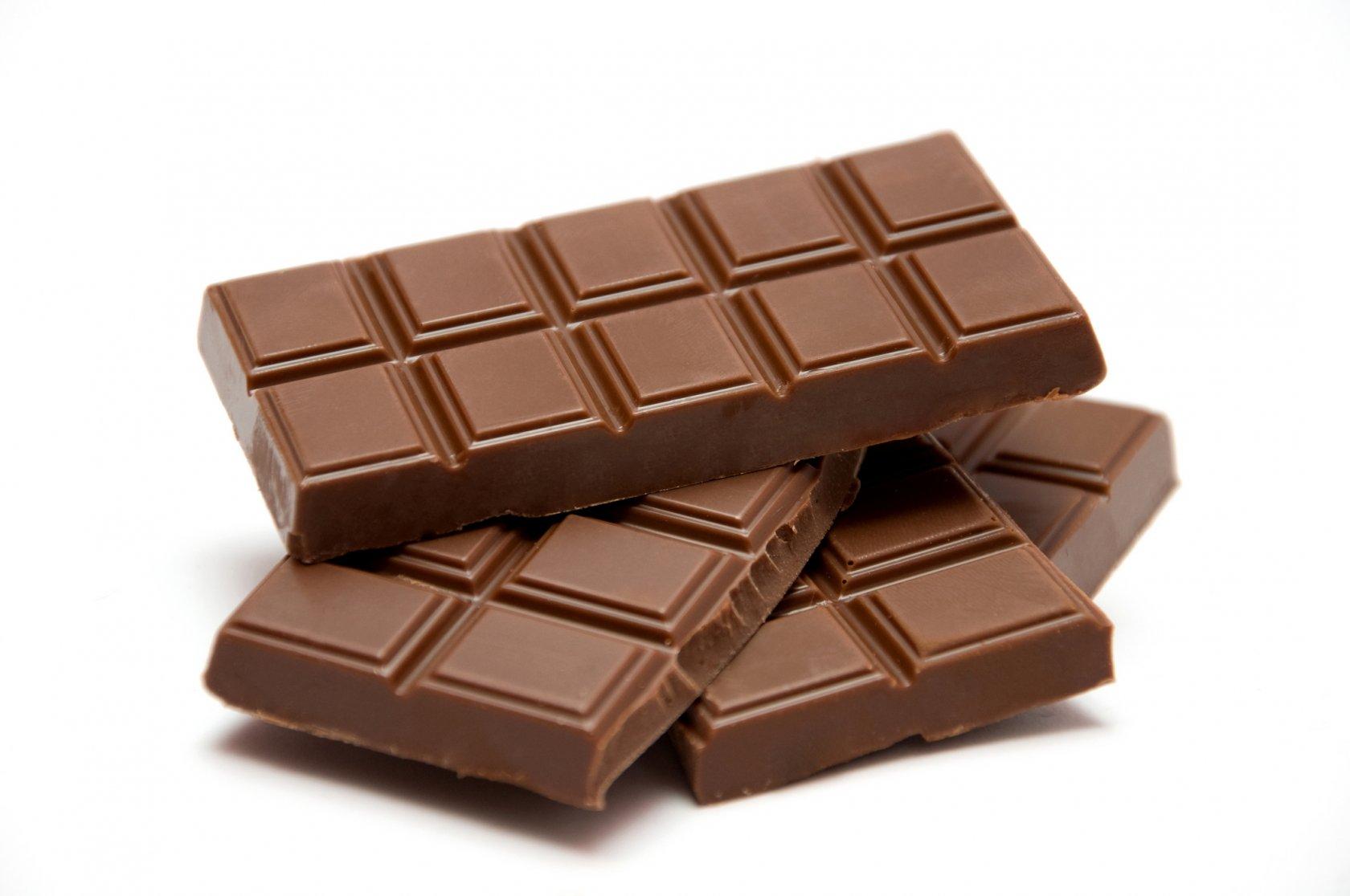 Картинка шоколада без фона
