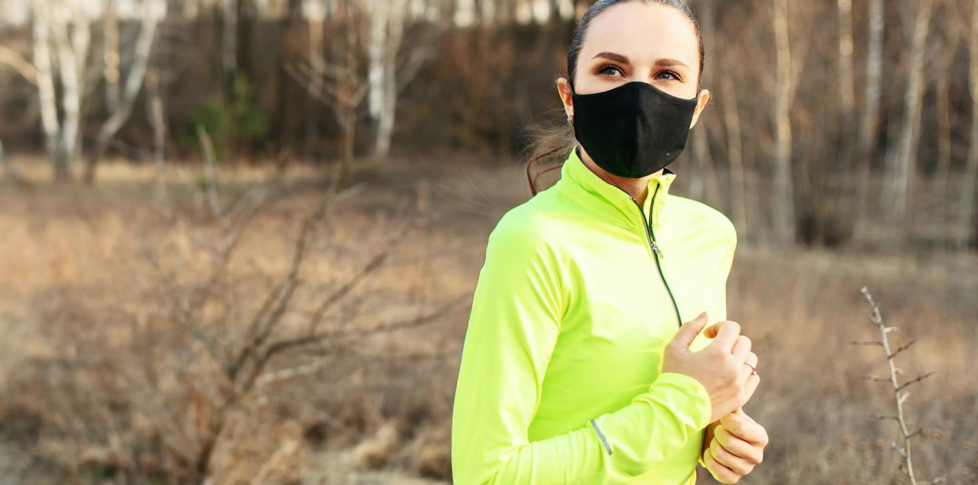 Названы способы облегчить дыхание в маске