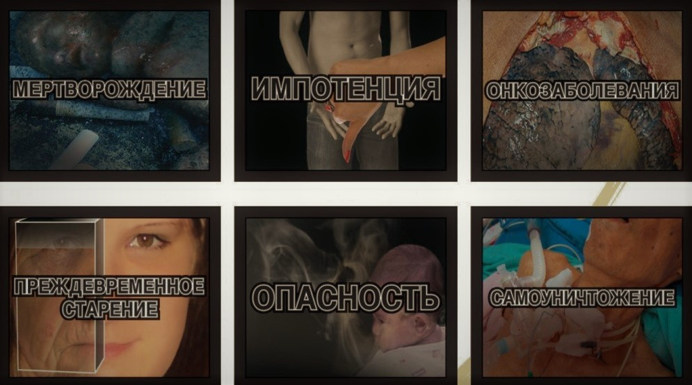 В Госдуме сочли извращением предупреждения на пачках сигарет
