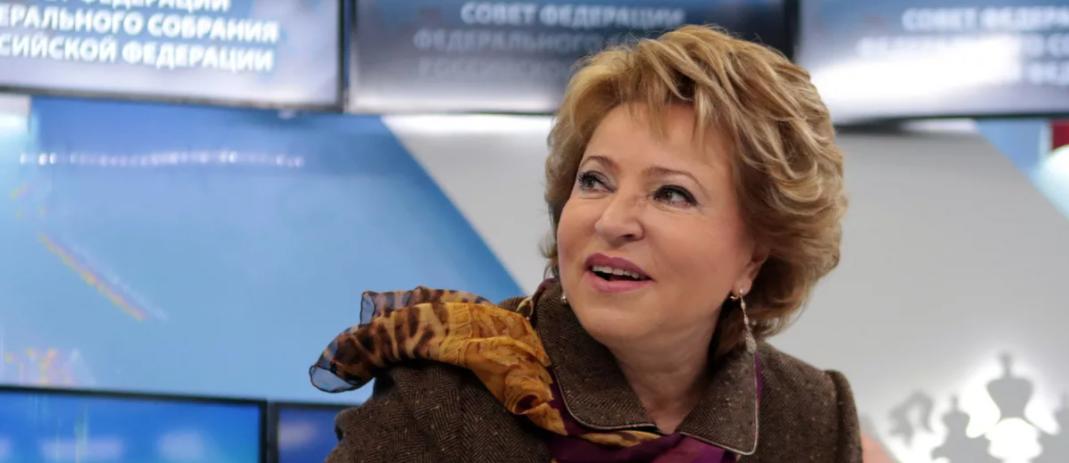 Матвиенко предложила сенаторам накопить на «Мерседес», отказавшись от сигарет