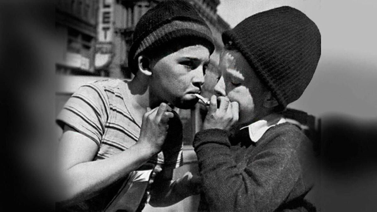 Труднее бросить тем, кто начал курить в детстве