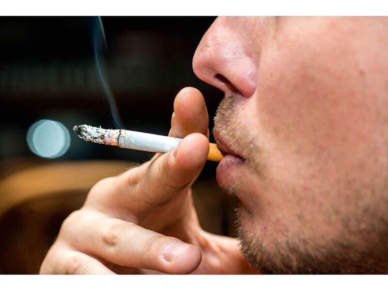 Потребление табака выросло во время пандемии