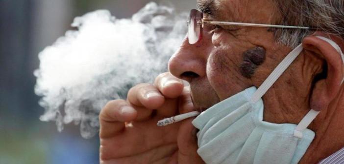 Дым сигарет помогает коронавирусу проникнуть в организм
