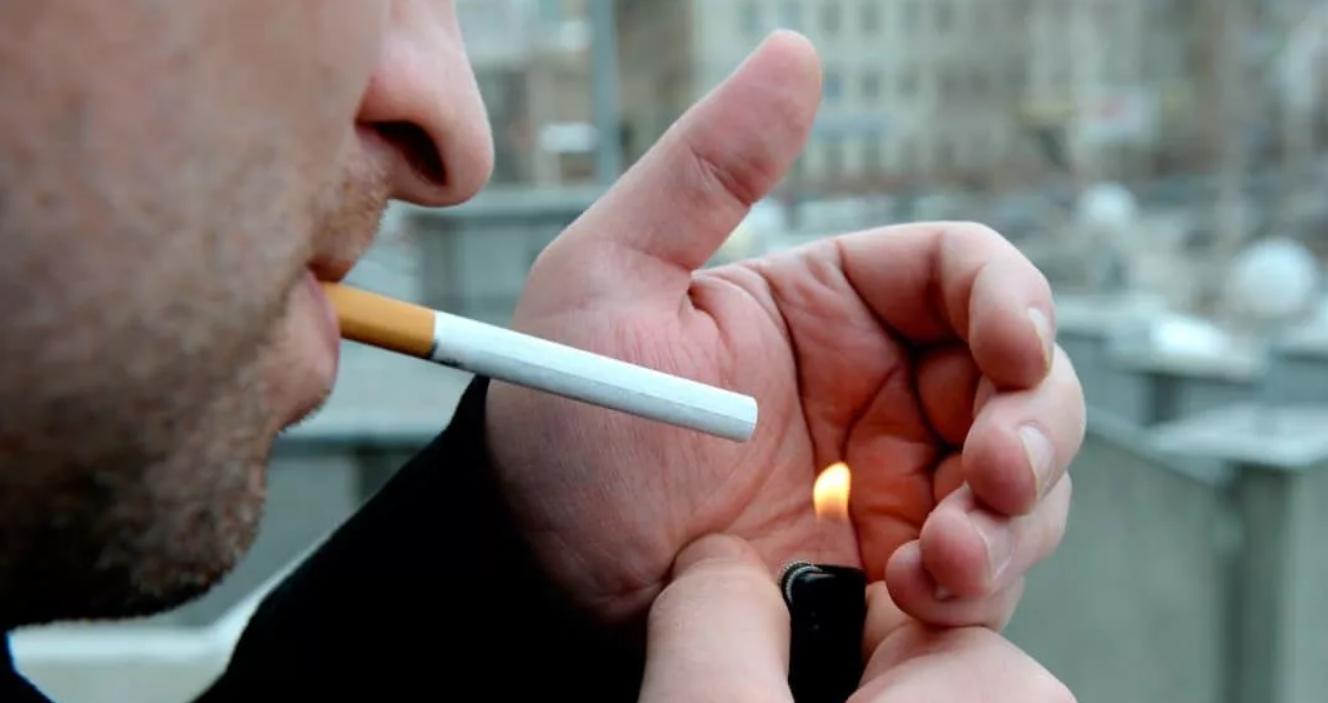 Дым сигарет угнетает микрофлору лёгких
